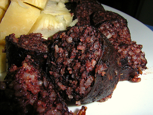 German Blood Sausage