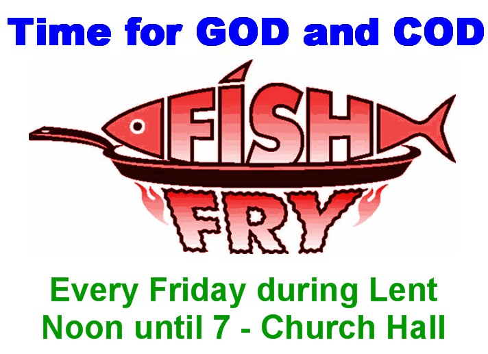 A good catholic boy s easter prelude the duquesne hunky for Fish fry in my area