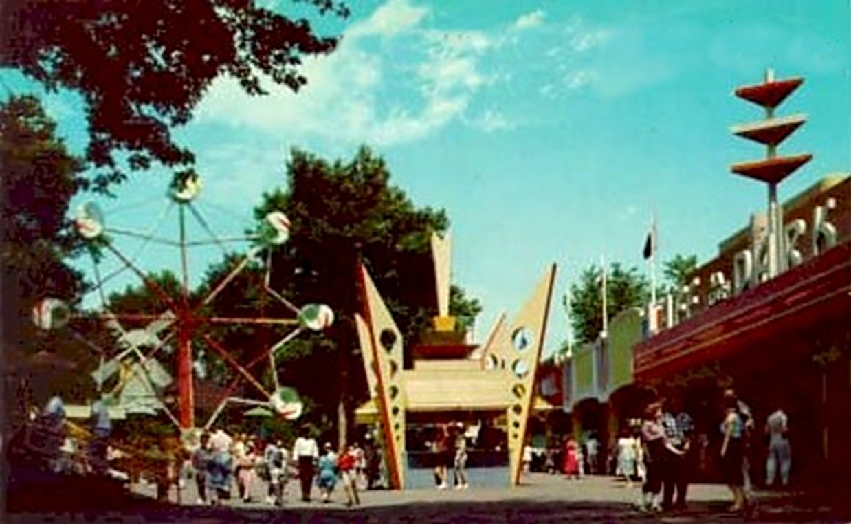 Strolling Through Kennywood\'s Memory Lane | The Duquesne Hunky