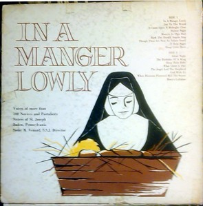In A Manger Lowly