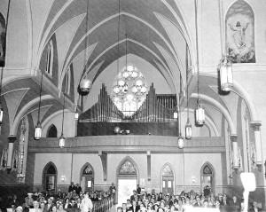 Holy Name Interior