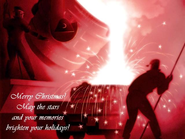 MILL Christmas CARD