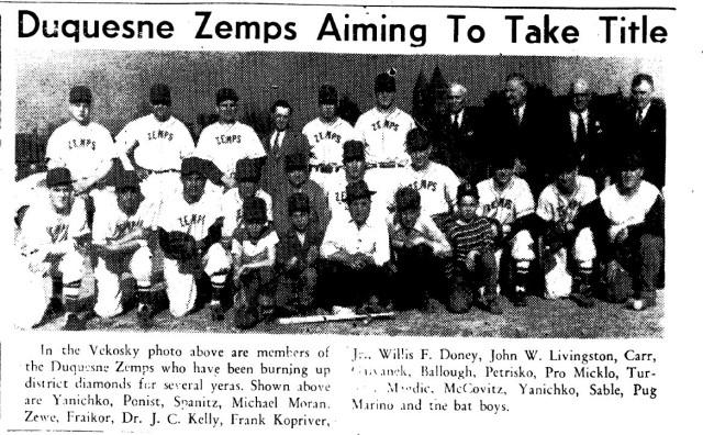 1951 Zemps