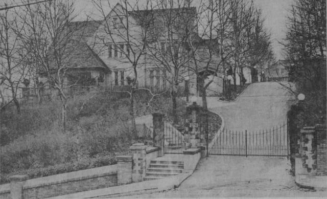 Duq Crawford Mansion 1930s