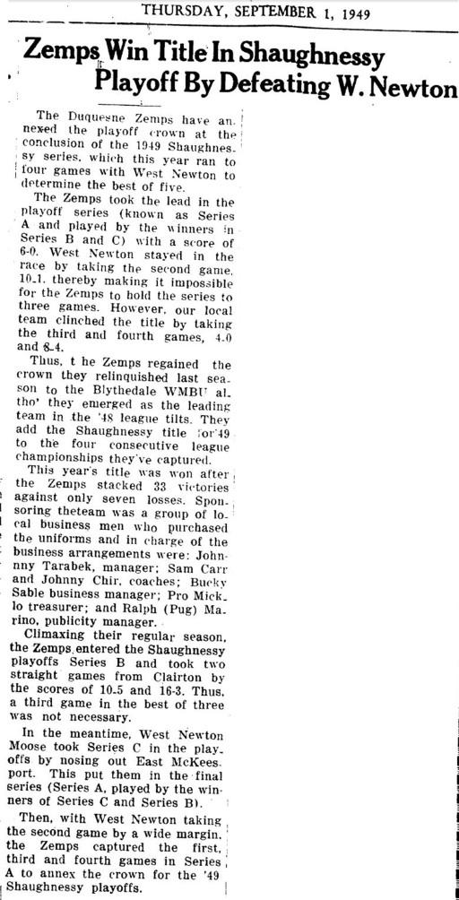 Sept 1949