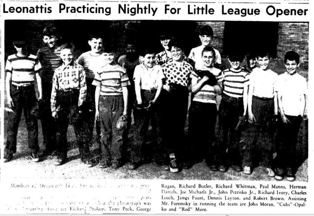 Baseball 5-31-1951