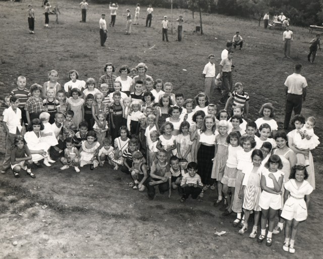 Duquesne Slovak Club Picnic 1951