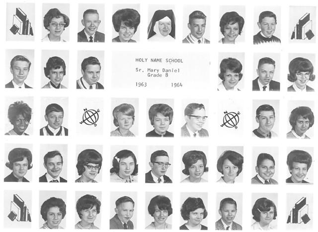 Holy Name 1964