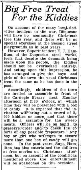 1917 Treat